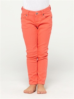 PPEGirls 2-6 Skinny Rails 2 Pants by Roxy - FRT1