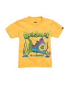 NKB0Baby Big Shred T-Shirt by Quiksilver - FRT1