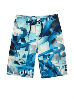 BQC6Boys 2-7 Batter Volley Boardshorts by Quiksilver - FRT1