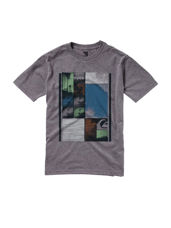 KPF0Boys 2-7 Sprocket T-Shirt by Quiksilver - FRT1
