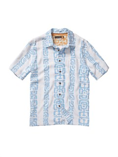 WBB0Ventures Short Sleeve Shirt by Quiksilver - FRT1