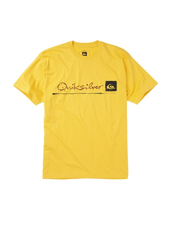 YGG0Men s Aganoa Bay Short Sleeve Shirt by Quiksilver - FRT1