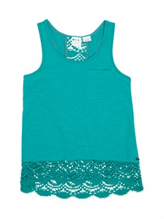 GNQ0GIRLS 7- 4 COASTAL SAND TANK by Roxy - FRT1