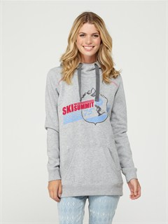 SGRHGlacial 2 Zip Up Hooded Fleece by Roxy - FRT1
