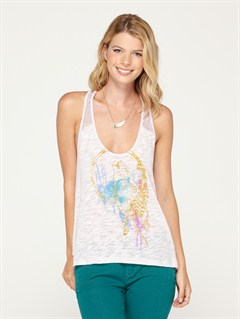 PEM0Gypsy Garden Top by Roxy - FRT1