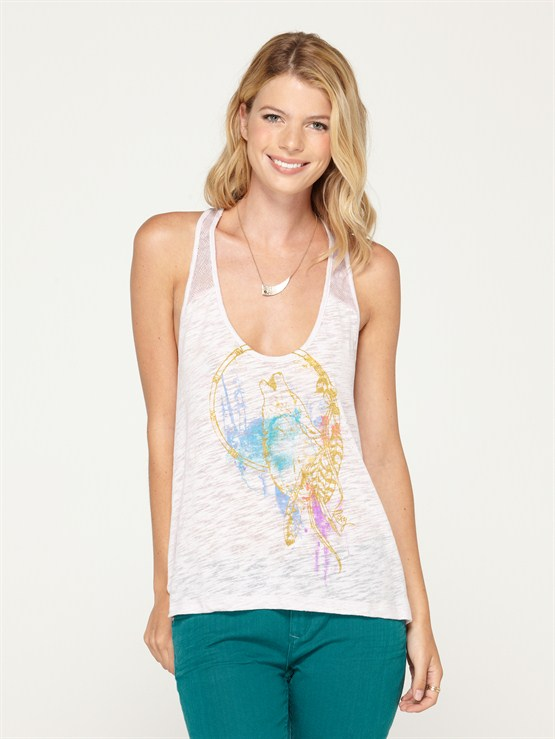PEM0ALL ABOARD TANK TOP by Roxy - FRT1