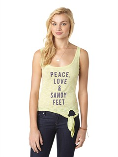GEB0ALL ABOARD TANK TOP by Roxy - FRT1