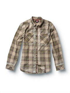 BRNMilk Cash Shirt by Quiksilver - FRT1