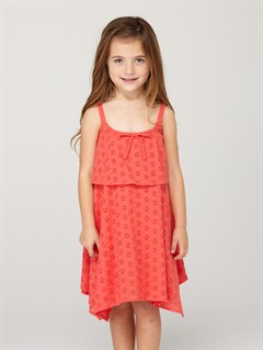 PPEGirls 2-6 Fall Limit Dress by Roxy - FRT1