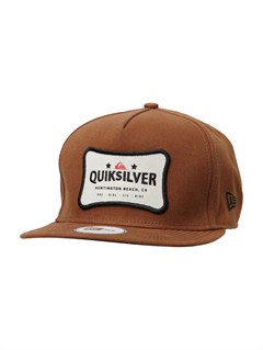MNKSlappy Hat by Quiksilver - FRT1