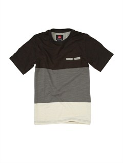 KTF3Boys 8- 6 Mountain And Wave Shirt by Quiksilver - FRT1