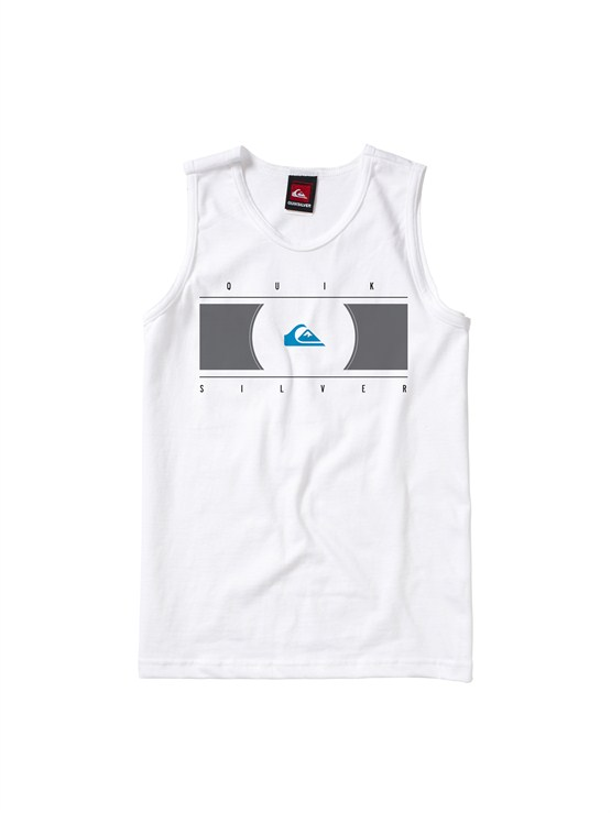 WHTBoys 8- 6 Charade Tank Top by Quiksilver - FRT1