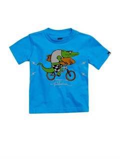 BQC0Baby Biter Glow in the Dark T-Shirt by Quiksilver - FRT1