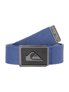 BSA0Sector Leather Belt by Quiksilver - FRT1