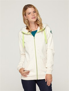 MOHGlacial 2 Zip Up Hooded Fleece by Roxy - FRT1