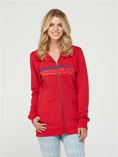 RQM0Glacial 2 Zip Up Hooded Fleece by Roxy - FRT1