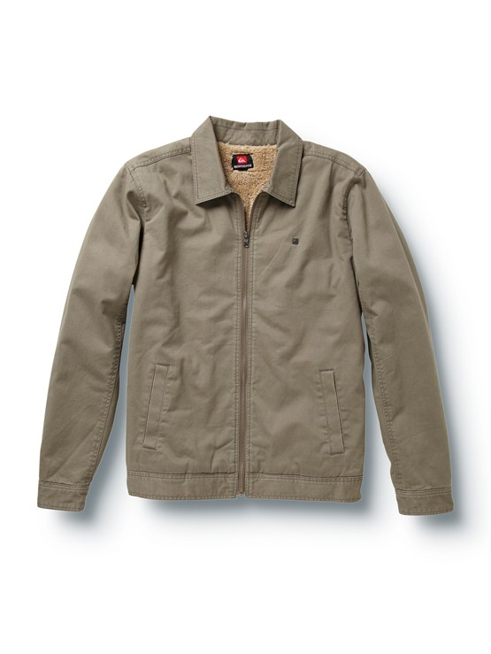 CARRobson Jacket by Quiksilver - FRT1