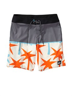 KPC6Boys 8- 6 Kelly Boardshorts by Quiksilver - FRT1