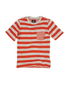 NNK3Boys 8- 6 Score Core Heather T-Shirt by Quiksilver - FRT1