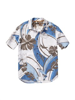 BRD0Men s Long Weekend Short Sleeve Shirt by Quiksilver - FRT1