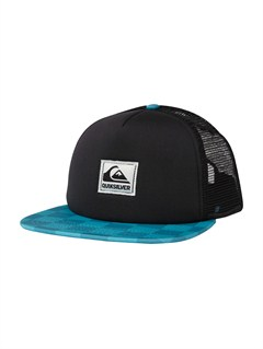 BNY0After Hours Trucker Hat by Quiksilver - FRT1