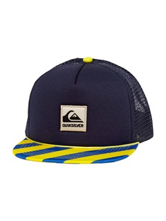 BRQ0Mountain and Wave Hat by Quiksilver - FRT1