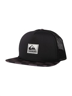 KTF0After Hours Trucker Hat by Quiksilver - FRT1