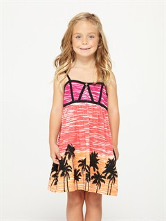 FUSGirls 2-6 Block Party Dress by Roxy - FRT1