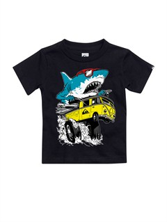 KVJ0All Time Infant LS Rashguard by Quiksilver - FRT1