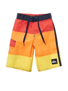 YJZ3Boys 2-7 Talkabout Volley Shorts by Quiksilver - FRT1