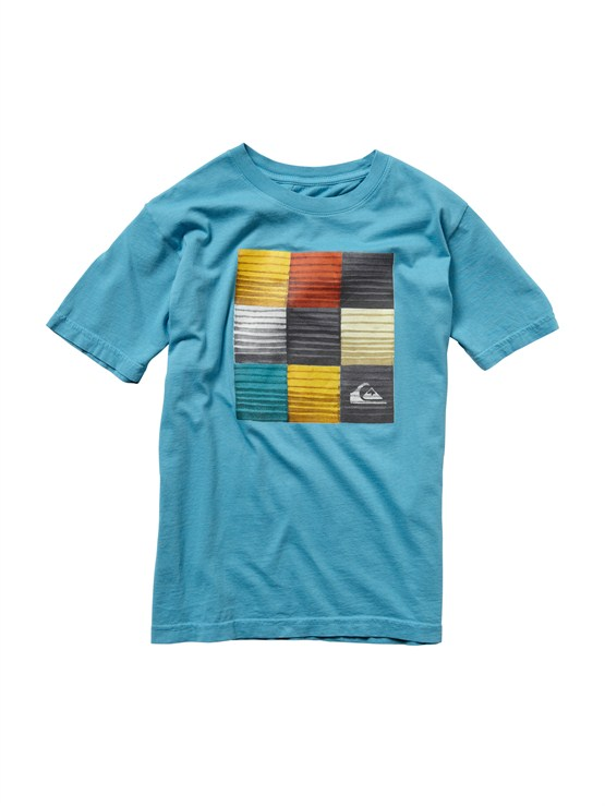 BLP0Boys 2-7 Sprocket T-Shirt by Quiksilver - FRT1