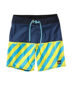 "BRQ6AG47 New Wave Bonded  9"" Boardshorts by Quiksilver - FRT1"