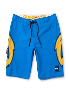 BLUA Little Tude 20  Boardshorts by Quiksilver - FRT1