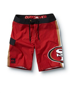 "REDFrenzied  9"" Boardshorts by Quiksilver - FRT1"