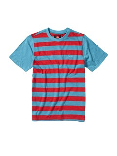 SGYBoys 8- 6 Score Core Heather T-Shirt by Quiksilver - FRT1