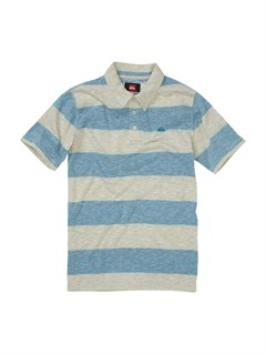 WDV4Boys 8- 6 Box Plaid Long Sleeve Shirt by Quiksilver - FRT1