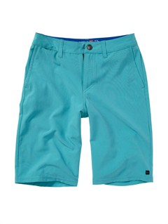 BLK0Boys 8- 6 Downtown Shorts by Quiksilver - FRT1
