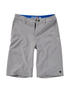 SKT0Boys 8- 6 Kelly Boardshorts by Quiksilver - FRT1