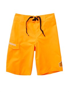 NMJ0Boys 2-7 Talkabout Volley Shorts by Quiksilver - FRT1