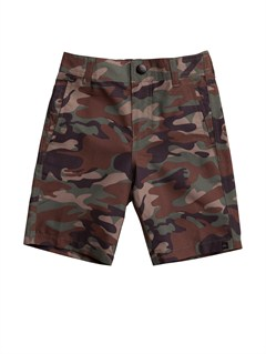 GQM6Boys 2-7 Batter Volley Boardshorts by Quiksilver - FRT1