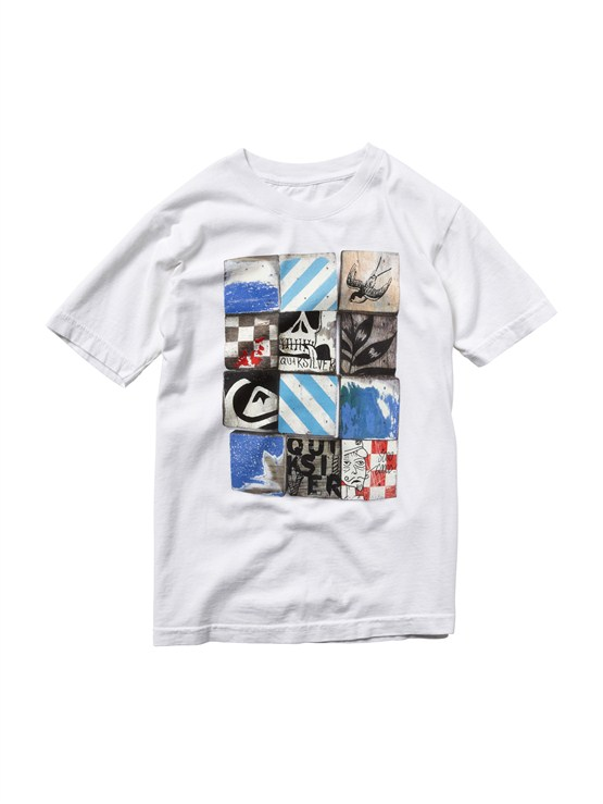 WCB0Boys 2-7 Sprocket T-Shirt by Quiksilver - FRT1