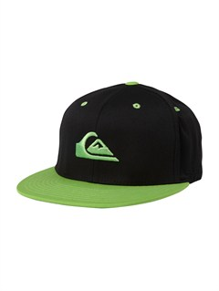 GJZ0After Hours Trucker Hat by Quiksilver - FRT1