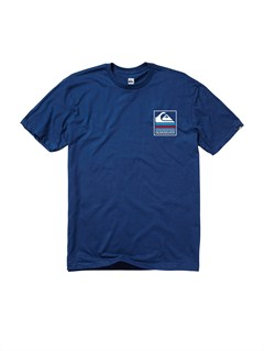 BSA0Band Practice T-Shirt by Quiksilver - FRT1