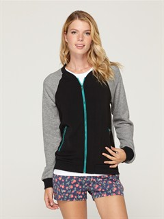KPGHGlacial 2 Zip Up Hooded Fleece by Roxy - FRT1