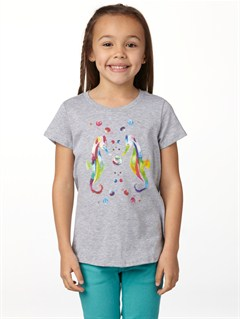 SGRHGirls 2-6 Bangalow H Tee by Roxy - FRT1