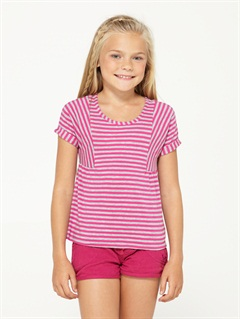 PENGirls 2-6 Calm Shore Top by Roxy - FRT1