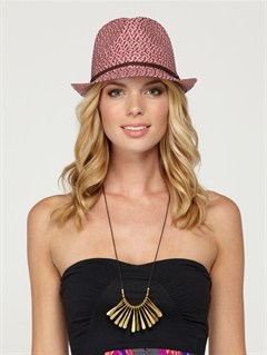 MPF0Breezy Straw Hat by Roxy - FRT1