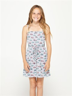 PEWGirls 7- 4 Summer Stunner Dress by Roxy - FRT1