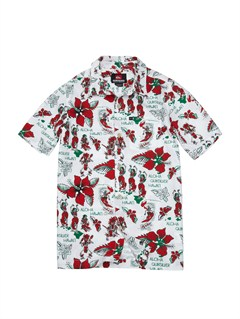 WBB6Boys 8- 6 Engineer Pat Short Sleeve Shirt by Quiksilver - FRT1