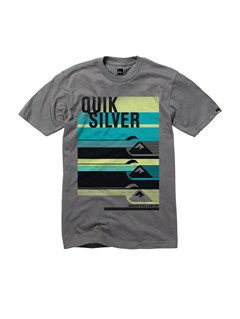 KPC0Boys 2-7 Checkers T-Shirt by Quiksilver - FRT1
